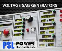 Voltage Sag Simulator