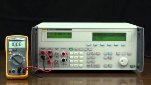 multimeter calibrator