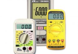 Promo Jual Digital Multimeter Diskon